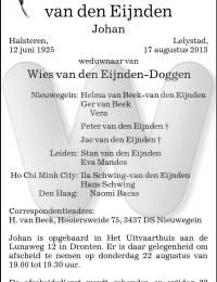 JBL_vd_Eijnden