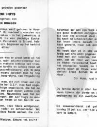 Huys_Cor_ 26-05-1976